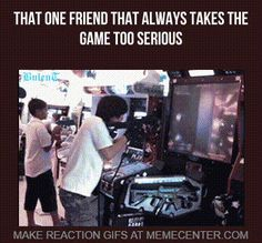 For all of my gamer friends