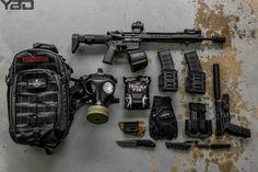 "elpatronrealg: ""From youngbuckdave "" Weapons Guns, Airsoft Guns, Guns And Ammo, Shotguns, Firearms, Handgun, Tactical Survival, Tactical Gear, Survival Gear"