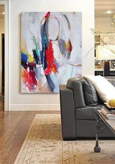 Palette Knife contemporary painting