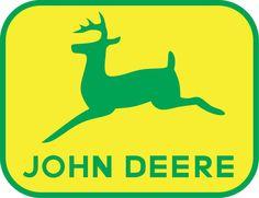 John Deere Logo | John Deere Maquinaria Logo Logotipos y Diseños para que busques tu ...
