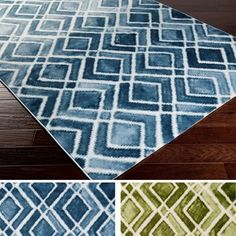 Shop for Artfully Crafted Angie Trellis Area Rug (5'2 x 7'6). Get free shipping…