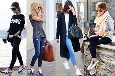 23 ideias de looks para usar no aeroporto