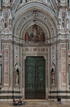 Duomo Door, Italy