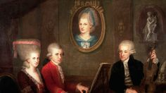 Rediscovering Mozart