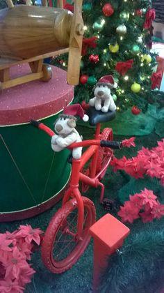 Bux e Tux e o presentinho de Natal