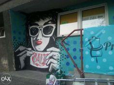Malowanie artystyczne, Graffiti, Mural, reklamy i w domu Sosnowiec - image 2