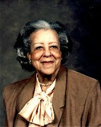 """Helen Claytor (4/12/1907 - 5/10/2005) was the first African American National President of the YWCA. A YWCA participant since childhood, she had served as National Secretary for Interracial Education and as President of the Grand Rapids MI Chapter before assuming the national presidency in 1967. She took a leading role in drafting the YWCA's purpose which includes the imperative """"the elimination of racism wherever it exists and by any means necessary."""" #TodayInBlackHistory"""