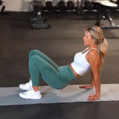 ashleighjordan workout upper abs Upper Abs workout ashleighjordan upper abs workoutYou can find Abs workout and more on our website Fitness Workouts, Gym Workout Videos, Fitness Workout For Women, Butt Workout, Body Fitness, Physical Fitness, Fitness Goals, At Home Workouts, Fitness Tips