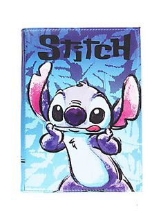 "<p>Tablet case from <i>Lilo & Stitch</i> with a Stitch sketch design.</p>  <p>Works with: iPad mini, Kindle, NOOK, Kindle Fire, Kobo, Vox, Sony Reader, Galaxy Tab, Dell Streak 7 and most other tablets.</p>  <ul> 	<li>8"" x 5 1/2 </li> 	<li>Imported </li> </ul>"