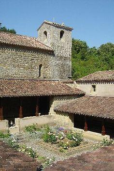 Abbaye Sainte-Marie de Rieunette (11250)