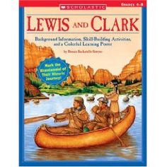 SmallWorld: On the Trail with Lewis and Clark Lots of links & books for Lewis & Clark unit study