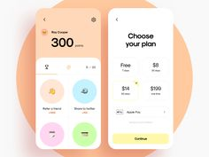 Achievement UI case by Cuberto on Dribbble achievement app categories cuberto graphics icons interface mobile plan rate settings subscription ui ux Web Design, App Ui Design, Graphic Design, Mobile App Ui, 3 Mobile, Simple Mobile, Ui Design Inspiration, Daily Inspiration, Layout