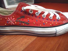 Great idea for Keds too!!