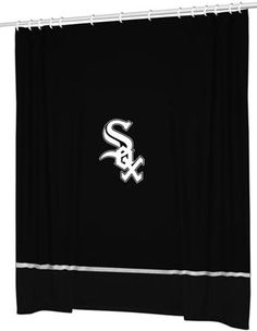 Chicago White Sox Shower Curtain- we have all the other stuff!!