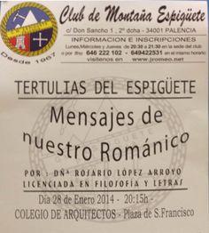Mensajes de Nuestro Románico por Doña Rosario López Arroyo.