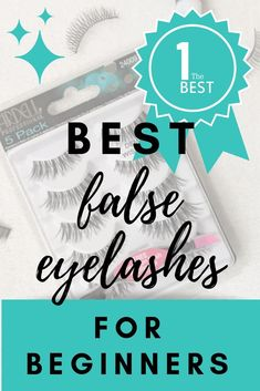 Best False Eyelashes for Beginners! Falsies can be intimidating, and this article really taught me w False Eyelashes Tips, Natural Fake Eyelashes, Best False Lashes, Applying False Lashes, Big Lashes, Best Fake Eyelashes Drugstore, Flase Eyelashes, Eyelash Tips, Drugstore Mascara