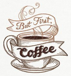 But First Coffee design (UT9057) from UrbanThreads.com