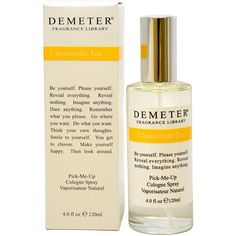 Demeter Chamomile Tea Women's 4-ounce Cologne Spray (Demeter Chamomile Tea Cologne Spray 4 oz)