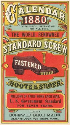 Standard Screw | Sheaff : ephemera