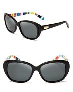 1e46b5b7ed49 kate spade new york Hilde Polarized Sunglasses Kate Spade Frames
