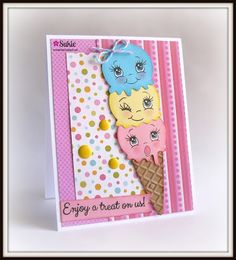 Scrappy Moms Stamps - July Release
