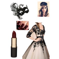 masquerade party. I want this dress
