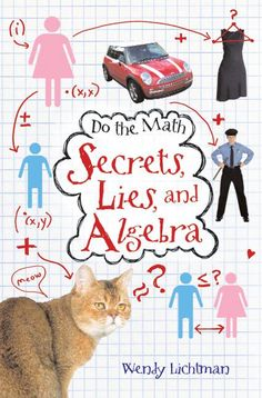 (Grades 5-9) Tess thinks math helps her figure out her life. Math is also comforting, because there are clear answers. But when eighth grade starts, she learns that neither life nor math are that simple. Click to read an interview with the author.