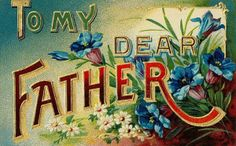 Wow, Mother's Day is over and Father's Day is just a few weeks away! Public domain vintage images and retro greetings make perfect homemade gifts for moms and dads. That's why I…