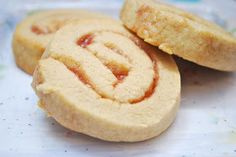 This Is Not My Home: Peanut Butter and Jam Pinwheel Cookies