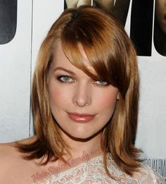 Mid Length Hair Styles Bangs Hairstyles Trendy - Free Download Mid Length Hair Styles Bangs Hairstyles Trendy #16104 With Resolution 540x600 Pixel | KookHair.com