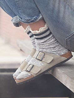 bb67a892b95 22 Best birkenstocks   socks images