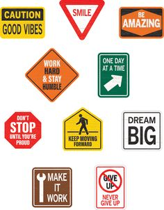 Use these Under Construction Positive Sayings Accents to dress up classroom walls and doors, label bins and desks, or accent bulletin boards. Pieces are about 30 pieces per pack.