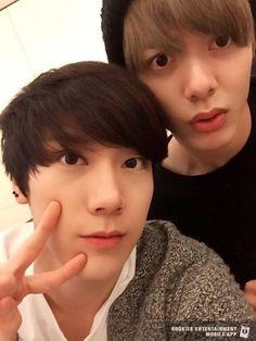 NCT Ten & Hansol