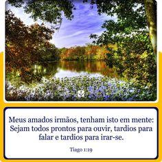Tiago 1:19