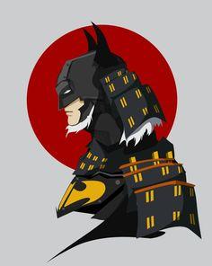 Batman Ninja By Bosslogic Batman Ninja, Ninja Art, Batman Wallpaper, Flash Wallpaper, Minimal Wallpaper, Batman Fan Art, Batman Kunst, Samurai Artwork, Dope Wallpapers
