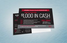Real Estate Postcard Designed & Printed by AlphaGraphics Sugar Land