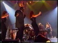 CELINE DION POR AMOR - J'irai Où Tu Iras (Duo avec Luck Mervil) (Millennium Concert)