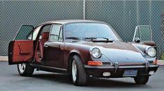 1967 Porsche Troutman And Barnes 911 4-Door Sedan