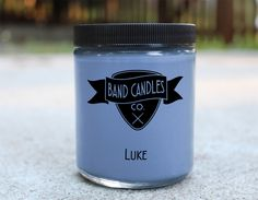 What do you think Luke smells like?: We think he smells like a cup of tea by the fireplace on a cold night Candle size: 8 oz. 100% Soy Wax Burn Time: Approximately 65 hours Made to order: Please allow 3-5 days for production. U.S. shipping usually takes an additional 2-5 days. I...