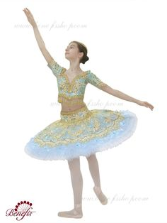 The prettiest Le Corsaire, Bayadera or Odalisque costume I´ve ever seen. So soft and gauzy!