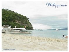 I want to go to the Laguna beach in the Philippines and stay there for a week. I also want to visit the Philippines because it's my home country. I want to see what has changed over the years.