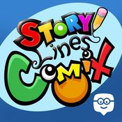 StoryLines Comix by Edmodo, Inc.: StoryLines Comix harnesses the power of storytelling to illustrate words through student-created comic strips. * Select from over 150,000 defined words. * Create a comic in minutes with enhanced photos, text balloons and stickers.  Requires iOS 6.0 or later, compatible with iPad.  Free.  2/3/16