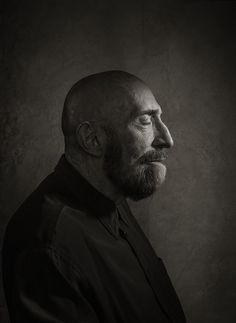 Magnificent portrait of astrophysicist Kip Thorne by Dan Winters @WIRED http://wrd.cm/1xeIGsi #WIRED2212