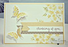 Awesomely Artistic and Butterflies//Chlo's Craft Closet, stampin up,