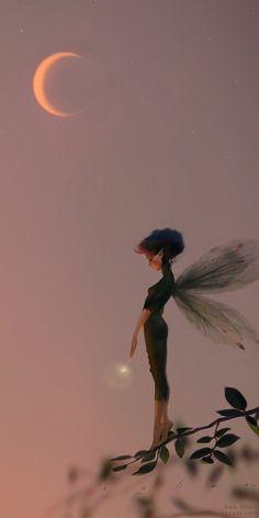 !Fairy moon