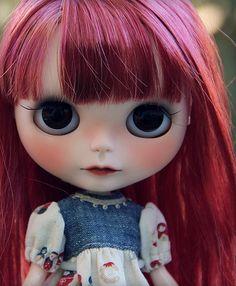 Scarlett's new hairs | by marzipandaizy