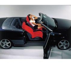 Autositzauflage Roll Out rot Massage Chair, Baby Car Seats, Children, Furniture, Home Decor, Autos, Red, Blue, Black
