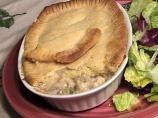 Chicken pot pie!