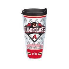 Arizona Diamondbacks Classic 24 oz. Tervis Tumbler with Lid - (Set of 2)