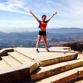 Echo Mountain via the Sam Merrill Trail - my backyard - Altadena, CA, United States